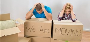 4 Simple Tips for Successfully Managing Moving Stress