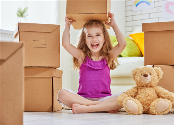 How to Help Your Child Adjust to Moving