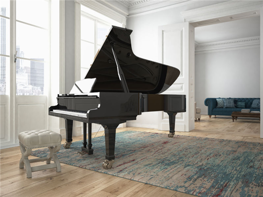 Do You Have a Baby Grand Piano? Here's How to Move It