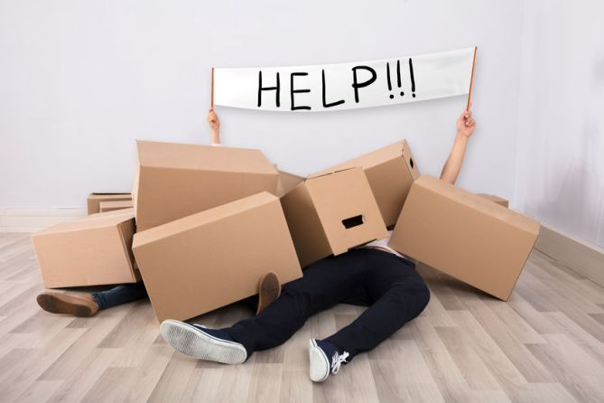 Top 6 Moving Complications & How to Handle Them Successfully