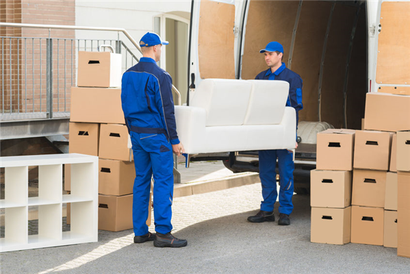 Eliminate Relocation Stress by Hiring a Professional Moving Company