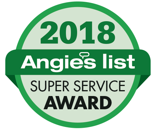 Angies List Award Badge