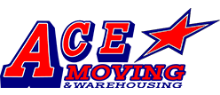 Ace Moving & Warehousing Logo